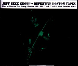 Jeff Beck Group ジェフ・ベック/MA,USA 1968 3 Days