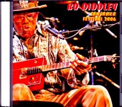 Bo Diddley ボ・ディドリー/Spain 2006