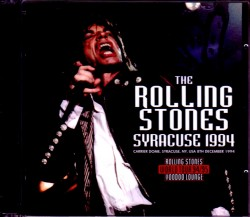 Rolling Stones ローリング・ストーンズ/NY,USA 1994 Huge Upgrade