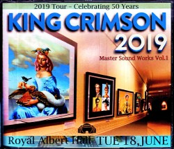 King Crimson キング・クリムゾン/London,UK 6.18.2018 Complete