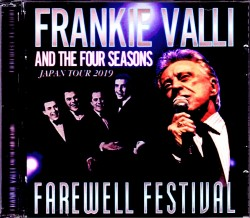Frankie Valli and the Four Seasons フランキー・ヴァリ/Osaka,Japan 2019