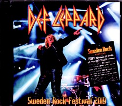 Def Leppard デフ・レパード/Sweden 2019 2 Source Ver.