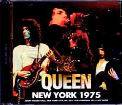 Queen クィーン/NY,USA 1975 Late Show New Source