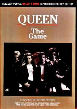 Queen クィーン/ザ・ゲーム The Game Expanded Collector's Edition
