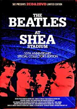 Beatles ビートルズ/シェア・スタジアム 55周年 Special Collector's Edition