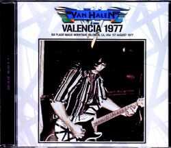 Van Halen ヴァン・ヘイレン/CA,USA 1977 & more