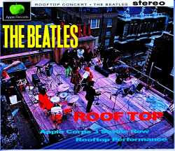 Beatles ビートルズ/屋上ライヴ 他 Rooftop Performances EMI Reel Master & more