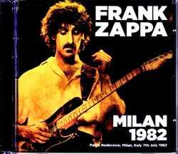Frank Zappa フランク・ザッパ/Italy 1982