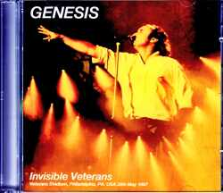 Genesis ジェネシス/PA,USA 1987 Complete