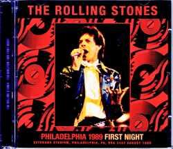 Rolling Stones ローリング・ストーンズ/PA,USA 8.31.1989 Upgrade