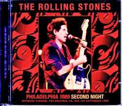 Rolling Stones ローリング・ストーンズ/PA,USA 9.1.1989 Upgrade