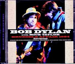 Bob Dylan,Mick Taylor ボブ・ディラン ミック・テイラー/Belgium 1984 Upgrade & more