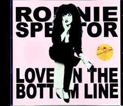 Ronnie Spector ロニー・スペクター/NY,USA 1990