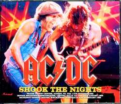 AC/DC エイシー・ディーシー/Soundboard Collection 1985-1988 Remastered