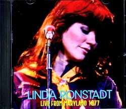 Linda Ronstadt リンダ・ロンシュタット/MD,USA 1977