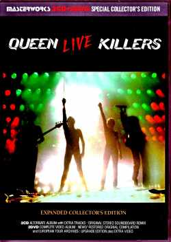 Queen クィーン/ライブ・キラーズ Live Killers Expanded Collector's Edition