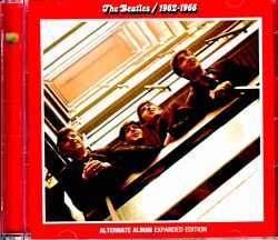Beatles ビートルズ/赤盤 1962-1966 Alternate Album Expanded Edition