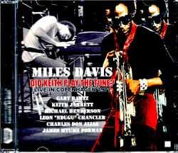Miles Davis,Keith Jarrett マイルス・デイビス キース・ジャレット/Denmark 1971 Remaster