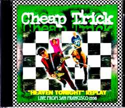 Cheap Trick チープ・トリック/CA,USA 1998 Complete