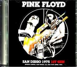 Pink Floyd ピンク・フロイド/CA,USA 4.21.1975