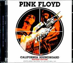 Pink Floyd ピンク・フロイド/CA,USA 4.21.1975 Upgrade