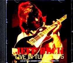 Jeff Beck ジェフ・ベック/OK,USA 1975