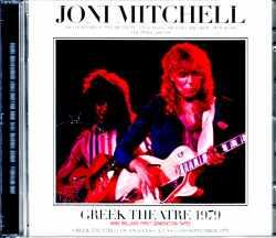 Joni Mitchell ジョニ・ミッチェル/CA,USA 1979 Mike Millard 1st Generation Tapes