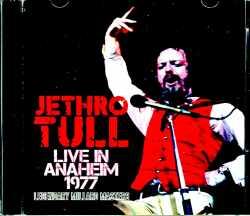 Jethro Tull ジェスロ・タル/CA,USA 4.6.1977 Mike Millard Master Tapes