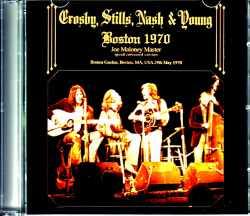 Crosby,Stills,Nash & Young クロスビー・スティルス・ナッシュ・アンド・ヤング/MA,USA 1970 Remastered