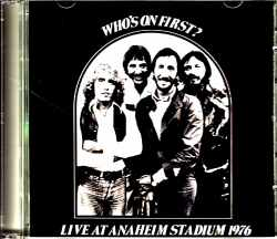 Who,The ザ・フー/CA,USA 1976 Analogue LP Edition & more
