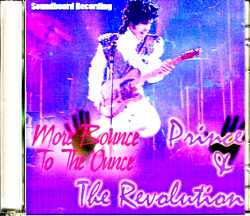 Prince and the Revolution プリンス/NM,USA 1985 & more Soundcheck