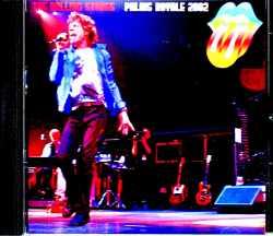 Rolling Stones ローリング・ストーンズ/Canada 8.16.2002