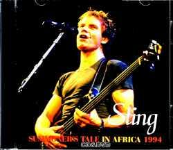Sting スティング/South Africa 1994 S & V