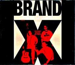 Brand X ブランド・X/Tokyo,Japan 4.3.1997 S & V