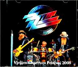 ZZ Top ZZ・トップ/France 2008