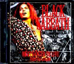 Black Sabbath ブラック・サバス/CT,USA 1986 Complete