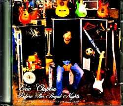 Eric Clapton エリック・クラプトン/Scotland,UK 1989 Complete