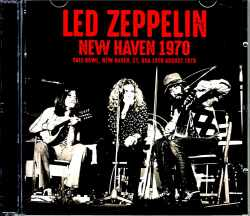 Led Zeppelin レッド・ツェッペリン/CT,USA 1970 Upgrade