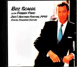 Boz Scaggs ボズ・スキャッグス/LA,USA 1990 2021 Digital Remaster
