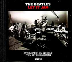 Beatles ビートルズ/Jam Sessions from Get Back Sessions London,UK 1969