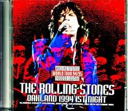 Rolling Stones ローリング・ストーンズ/CA,USA 10.28.1994