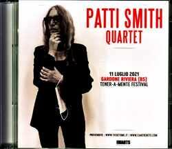 Patti Smith Quartet パティ・スミス/Italy 2021 Complete
