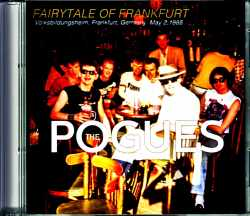 Pogues ポーグス/Germany 1988 Complete