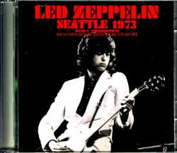 Led Zeppelin レッド・ツエッペリン/WA,USA 1973 2021 Transfer
