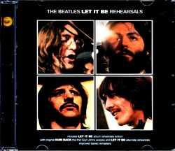 Beatles ビートルズ/レット・イット・ビー リハーサルス Let it Be Rehearsals