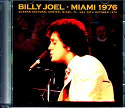 Billy Joel ビリー・ジョエル/FL,USA 1976
