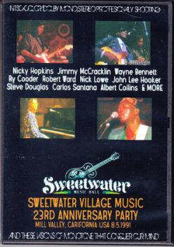 Various Artists Ry Cooder,Santana,John Lee Hooker/Ca,USA 1991