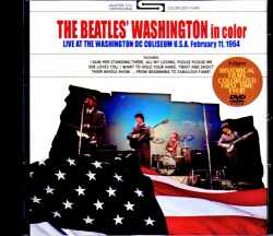 Beatles ビートルズ/WA,USA 1964 in Color & more