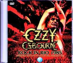 Ozzy Osbourne オジー・オズボーン/Brazil 1985