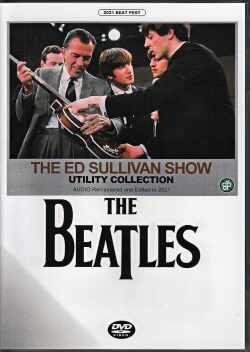 Beatles ビートルズ/エド・サリバン・ショーの全て ED Sullivan Show Utility Collection